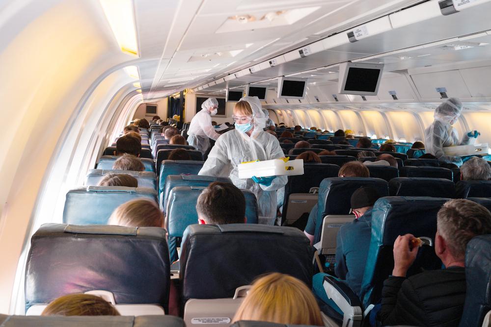 viajar en avión seguros este verano